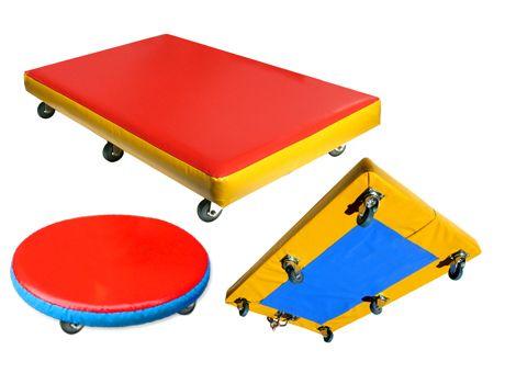 Playmed - Scooter - Equipos de Kinesiología y Estimulación