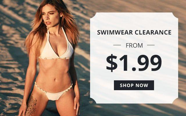 Swimwear Clearance 2017