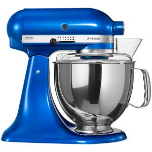 KitchenAid Artisan Mixer Electric Blue at eCookshop