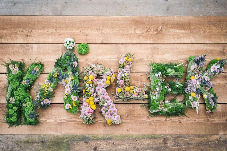 Ett bröllop i kärlekens tecken