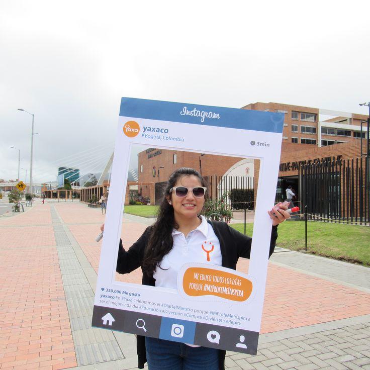 En Yaxaco celebramos el #DíadelMaestro porque mi #Profemeinspira a ser el #Mejor cada día #Educación #Inspiración #Liderazgo #profesionales #estudiantes #Compra #diviértete #Repite
