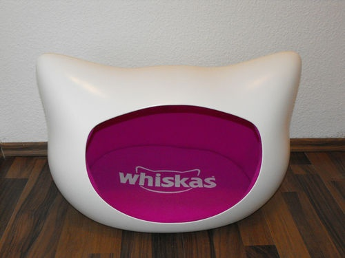 whiskas cat bed 2
