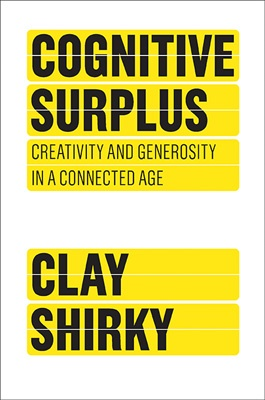 Brilliant book on how to leverage our new found connectivity to solve problems on a mass scale. Also, does a great job of helping you think about use of modern technology in an innovative way. Clay Shirky rules.