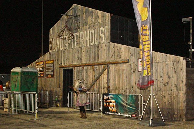 The 10 Scariest Haunted Houses In Texas To Visit This Halloween