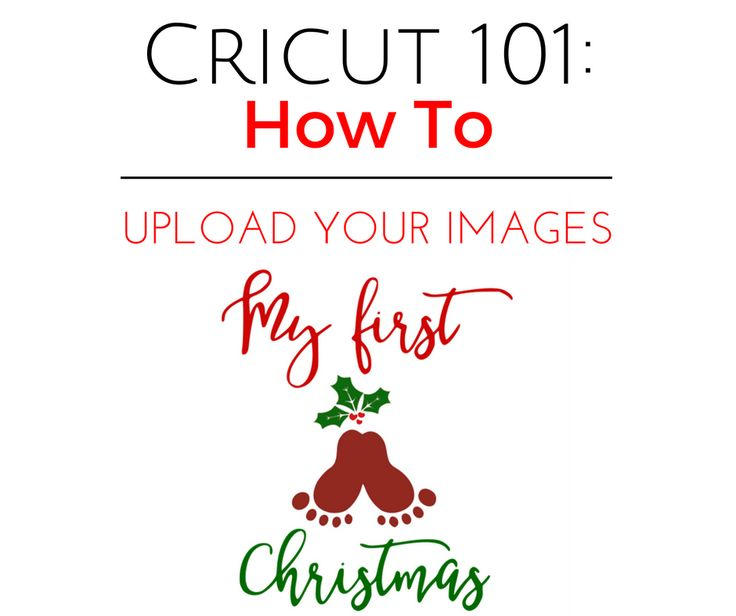 how to make cricut image from print to cut