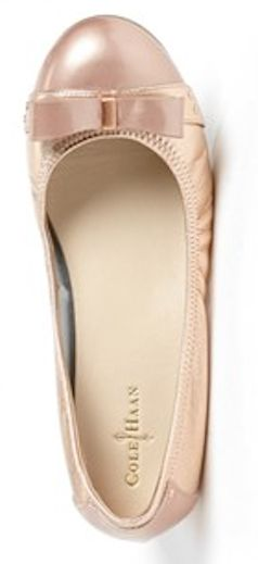 Love these rose gold ballet flats http://rstyle.me/n/ejziynyg6