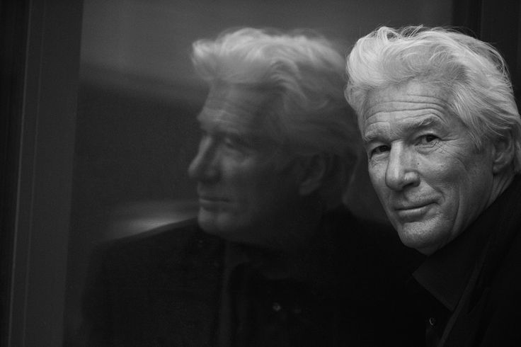 Peter Lindbergh | Richard Gere, W Magazine, The Movie Issue, February 2016, Best Performances | Edward Enninful, Odile Gilbert, Stéphane Marais