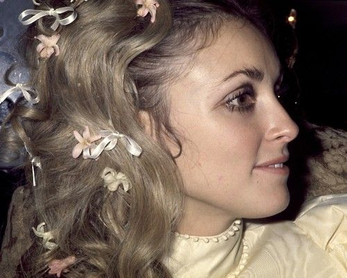 Sharon Tate, her wedding day | Sharon | Pinterest ...