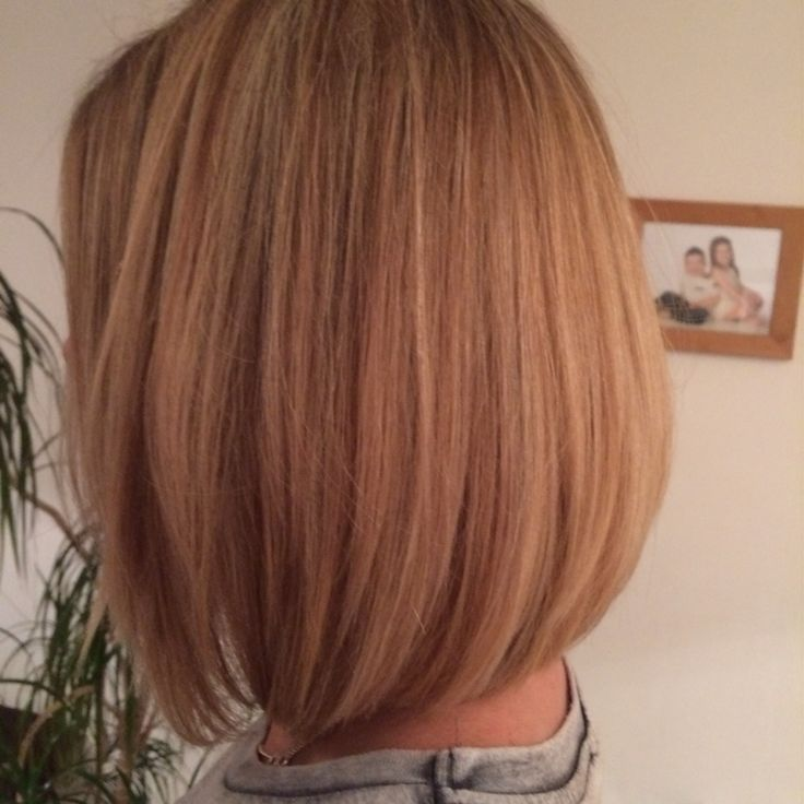 Angled Bob Cut With Soft Locks   25 best ideas about