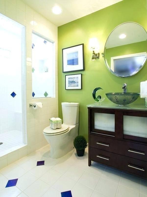 Small Bathroom Ideas Green Green Bathroom Paint Brown Bathroom