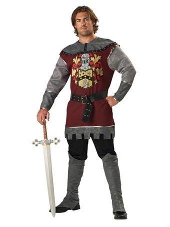 Adult Noble Knight Costume   Wholesale Renaissance Halloween Costume for Men