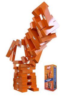 Jenga XXL® Gigantic Cardboard Edition