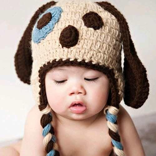 touca de croche para bebe - Pesquisa Google
