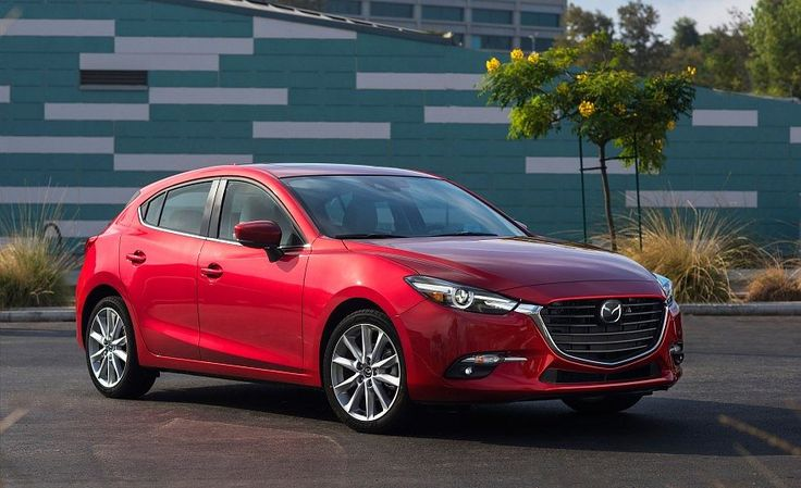 First Look: 2017 Mazda 3 (U.S. Spec)