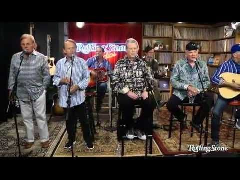 """The Beach Boys - Surfer Girl live 2012  Putting all other harmonizing """"boy bands"""" to shame"""