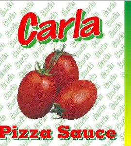Products : Pizza Sauce | Italian Tomatoes Carla Brand export taste of Italy