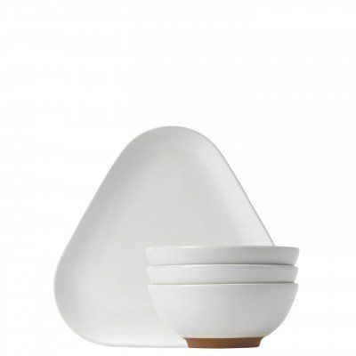 Olio White Snack Set - Barber and Osgerby