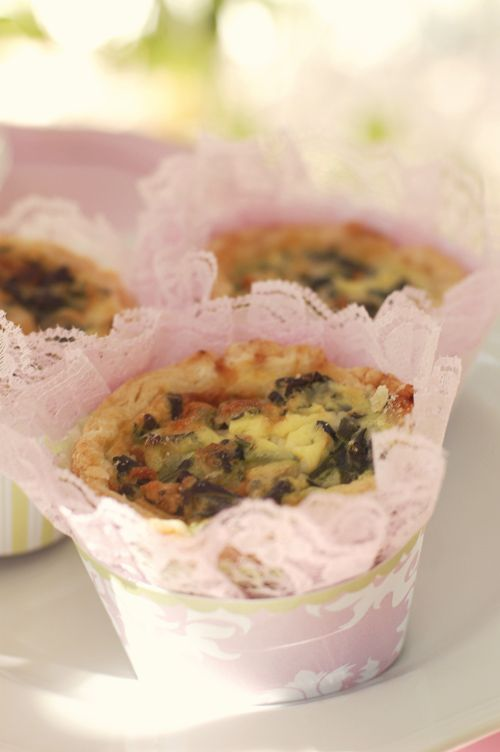 How to Make Mini Quiches For Your High Tea