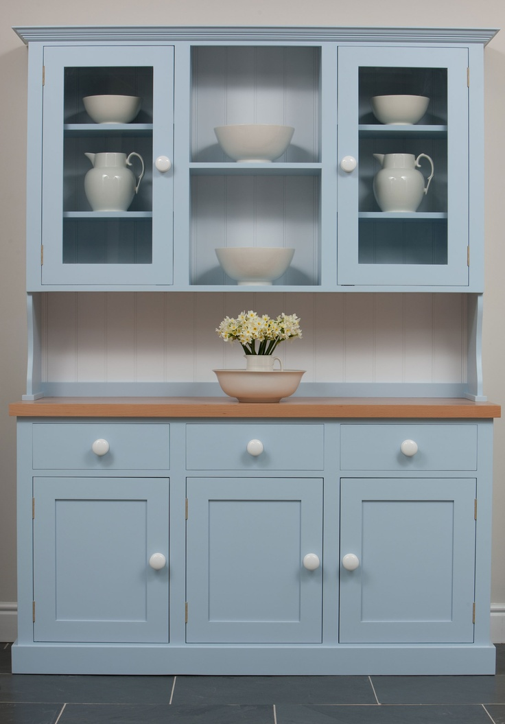 Painted Kitchen Dressers And Fine Free Standing Furniture From The Dresser Company Dr Langton S