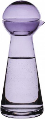 SAGAFORM BIRDIE KARAFFEL Munnblåst glass. Størrelse: 50 cl. Emballasje: Giftbox Fåes også i liten størrelse, 75 cl