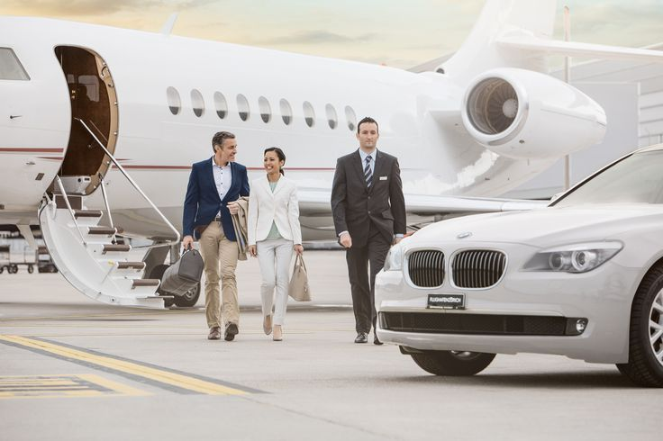 @bauraulac's VIP Service: Conviniently and quickly from Zurich airport to the hotel and back.