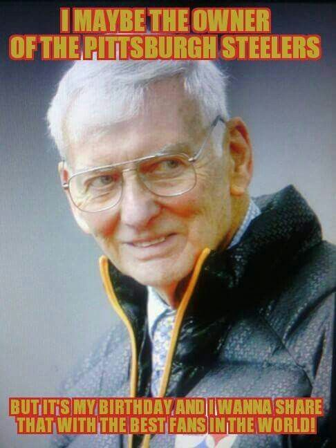 HAPPY HEAVENLY BIRTHDAY DAN ROONEY , WE DEDICATE THE 2017 -18 SEASON TO YOU SIR ,AND VOW TO GET YOU A SEVENTH RING