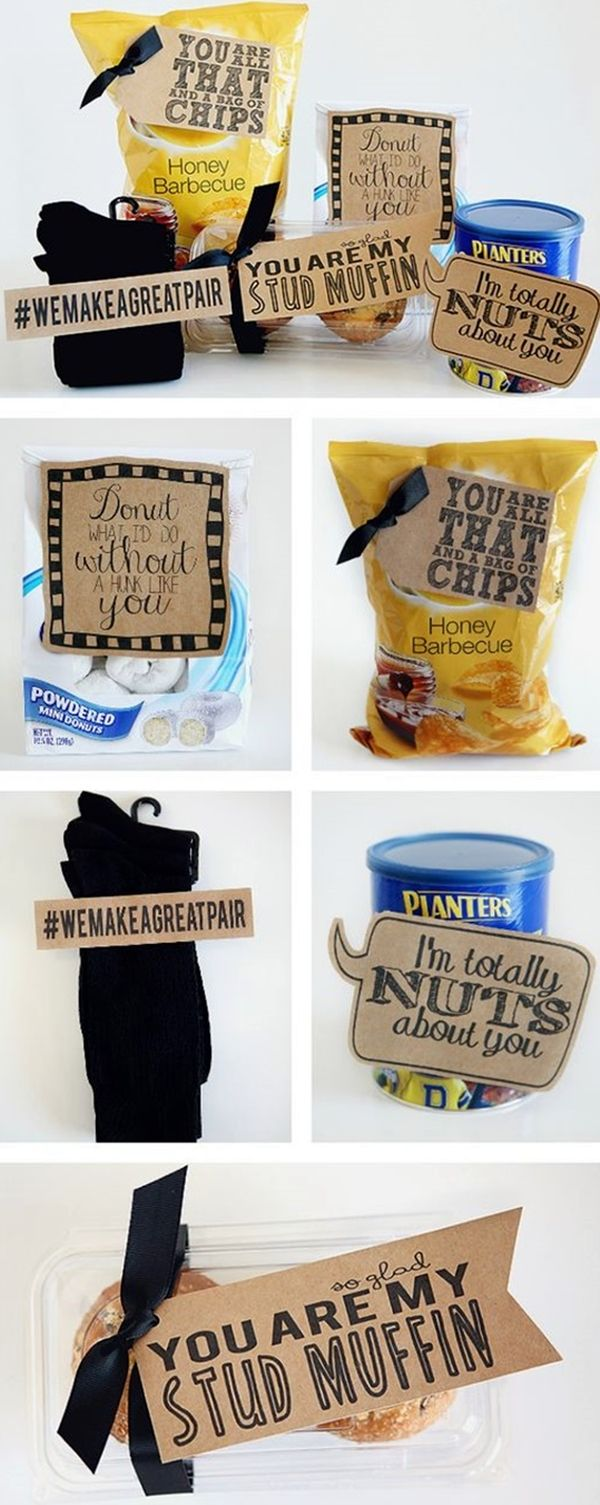 The 25 best homemade anniversary gifts ideas on pinterest for Boyfriend gifts for anniversary