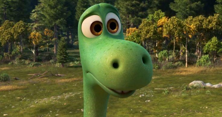 Pixar's 'The Good Dinosaur' International Trailer Lets Arlo Talk -- The latest sneak peek at Pixar's 'The Good Dinosaur' teases the voice cast led by Raymond Ochoa as Arlo the Apatosaurus. -- http://movieweb.com/good-dinosaur-movie-trailer-international/