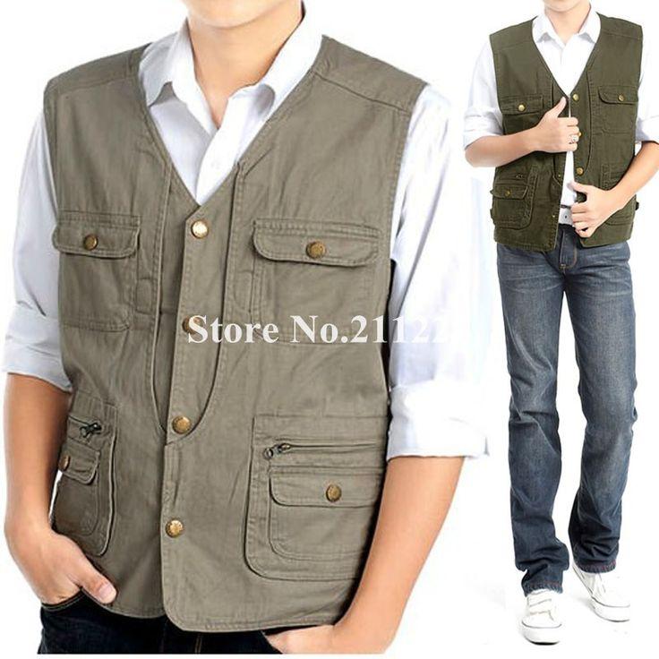 Leo -fishing vest