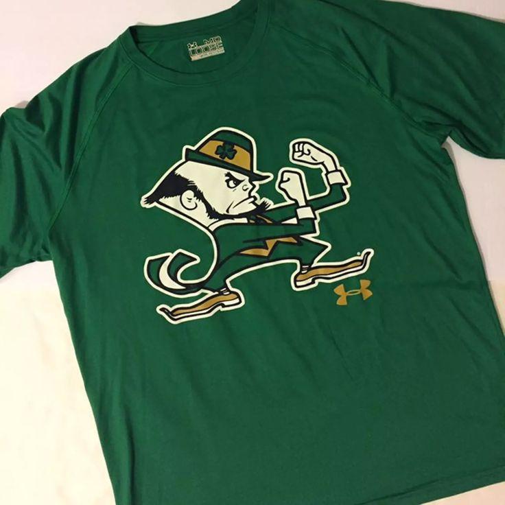 University of Notre Dame Shirt - Mercari: BUY & SELL THINGS YOU LOVE