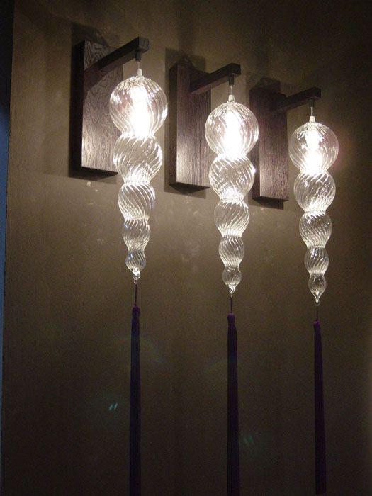 Carmen Wallversion Melogranoblu Lighting