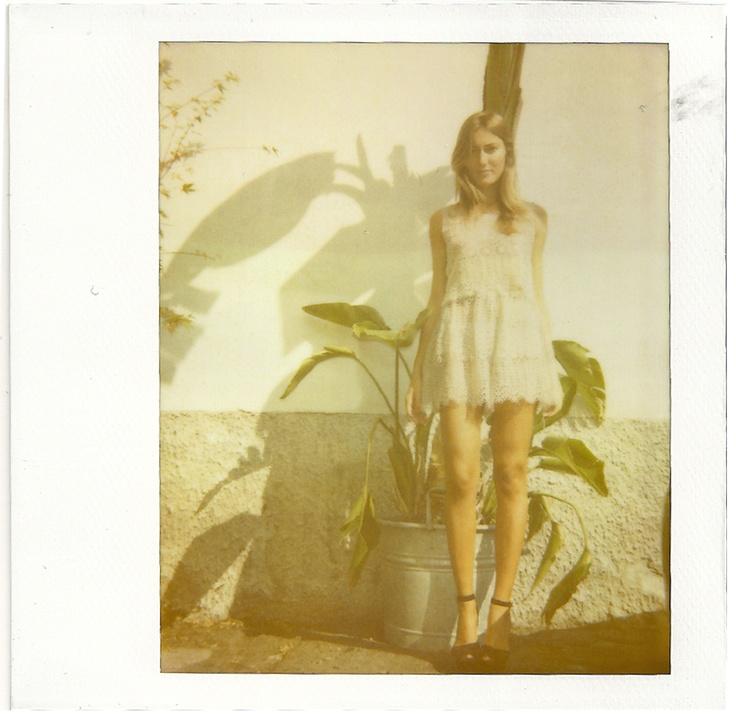 like my mother - polaroid 11