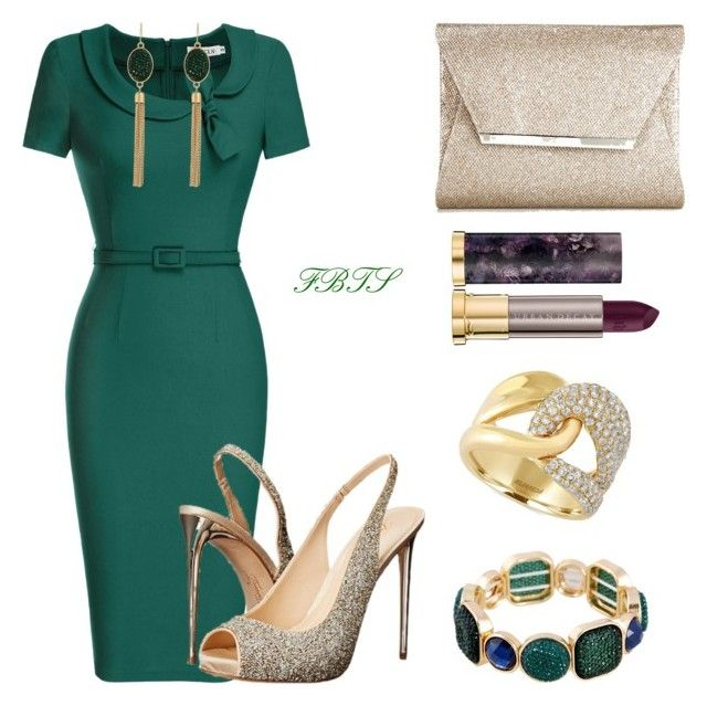 Miss Lady by flybeyondtheskies on Polyvore featuring Imagine by Vince Camuto, Accessorize, Effy Jewelry and Urban Decay