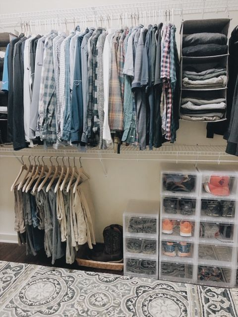 That Perfectly Organized Closet of Your Dreams? It's