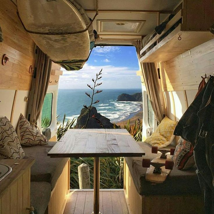25 trending campervan interior ideas on pinterest for Campervan interior designs