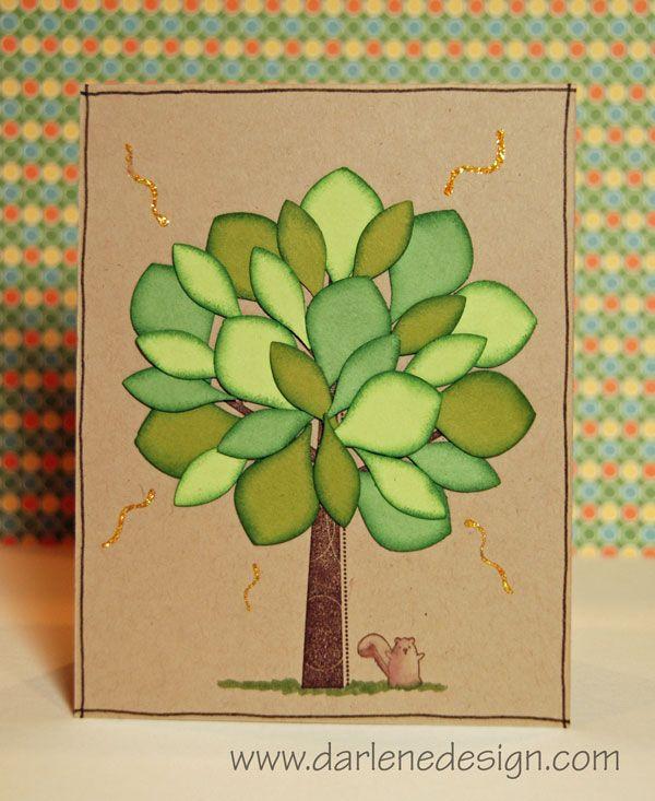 Wednesday's Card: Owl Pocket Slider Pop-Up