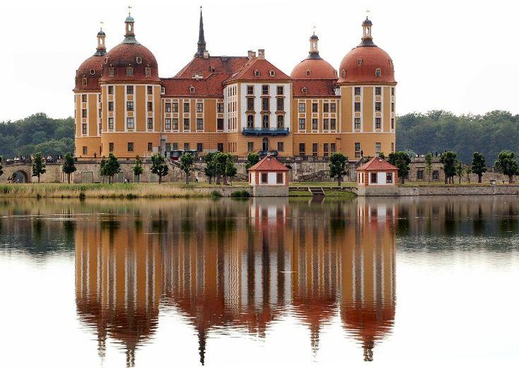 Schloß Moritzburg, Dresden, Germany