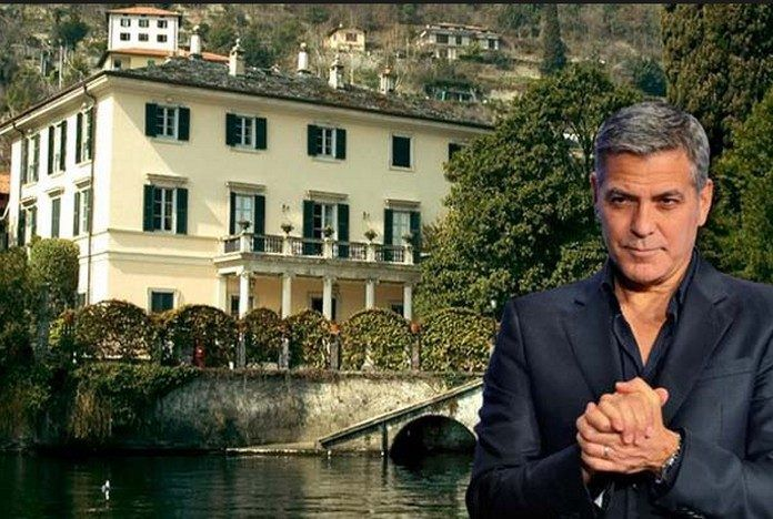 10 Hollywood Stars and Their Houses In Italy | Explore to World