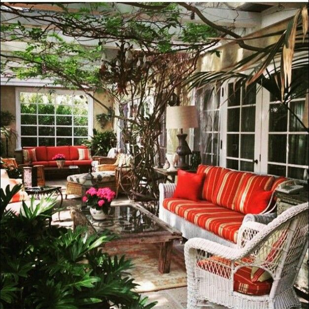 Lisa RinnaInstagram Porch Amp Patio In 2019 Outdoor