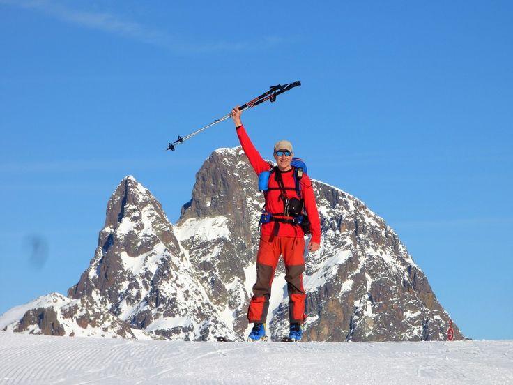 CRÓNICAS   MONTAÑERAS: Espelunciecha 2399 m. y Arroyeras 2573 m.