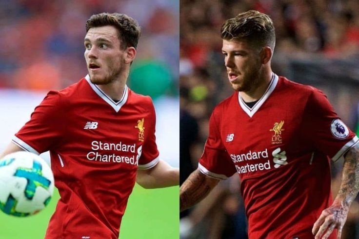 Left back in Manchester: Alberto Moreno or Andrew Robertson vs Man City?
