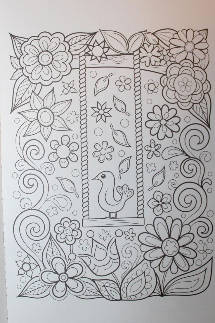 Free spirit coloring book by thaneeya mcardle coloring books by - Color Love Coloring Book On The Go On The