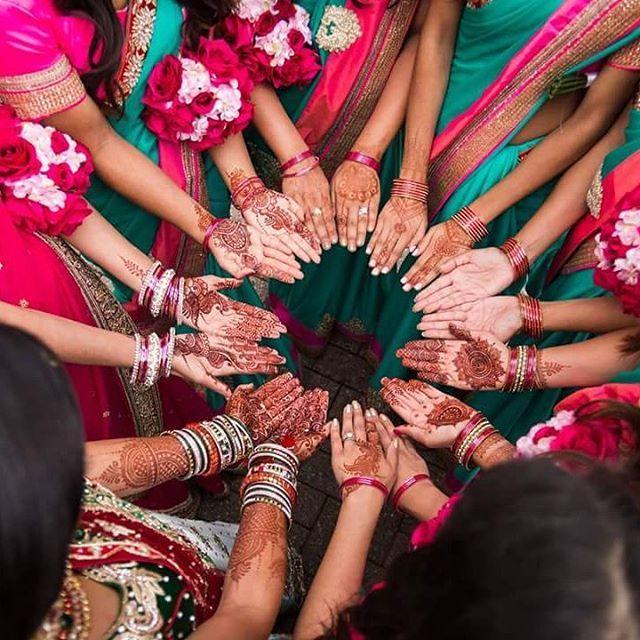 Hindu weddings. Beautiful and full of vibrant color. #hinduwedding #hindubride #weddingwire #theknot #weddings #ctweddingphotography