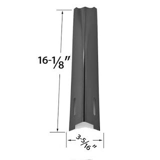 Grillpartszone- Grill Parts Store Canada - Get BBQ Parts, Grill Parts Canada: Perfect Flame Heat Shield | Replacement Porcelain ...