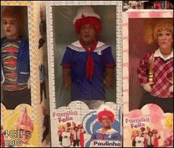 Dolls are still terrifying. | The 33 Most Important Lessons We Learned In 2013