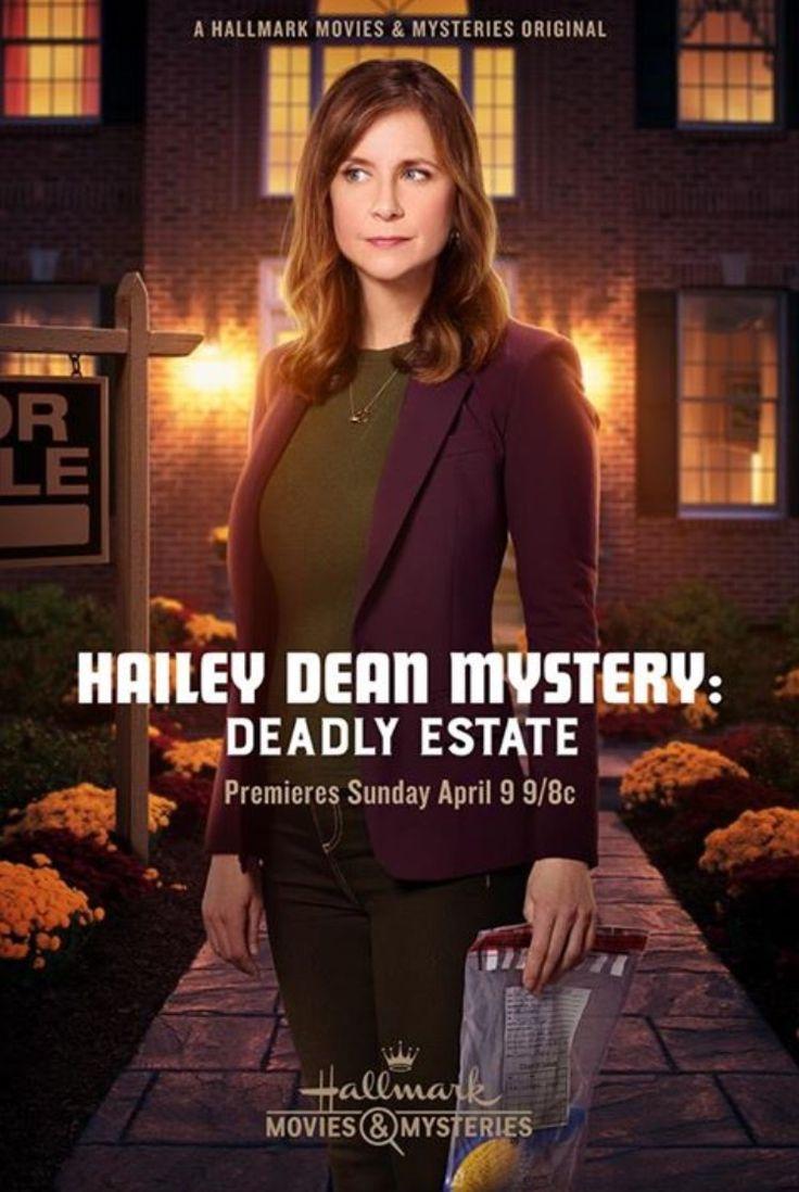 """Hallmark: Hailey Dean Mystery: """"Deadly Estate"""""""