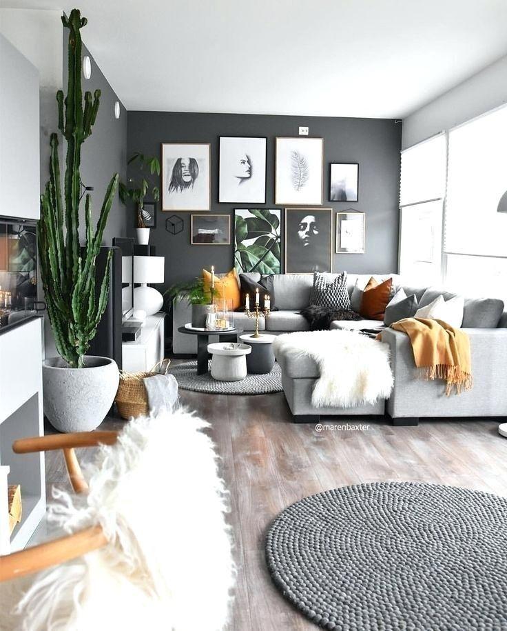 Ideen Wanddeko Wohnzimmer Modern - Wohnzimmer : Traumhaus ...