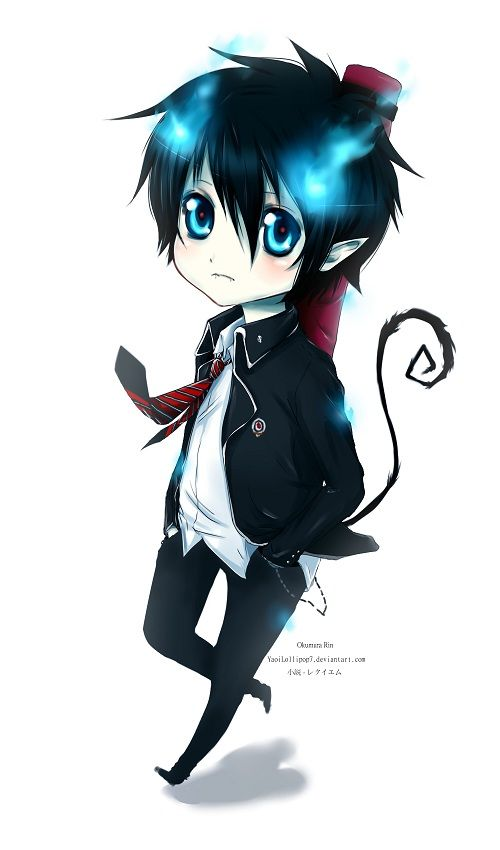 the blue exorcist - Google Search
