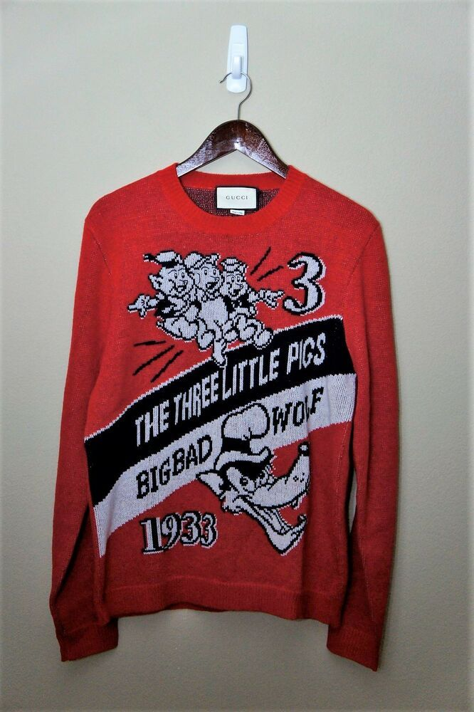 Disney Men/'s Three Little Pigs Big Bad Wolf Vest