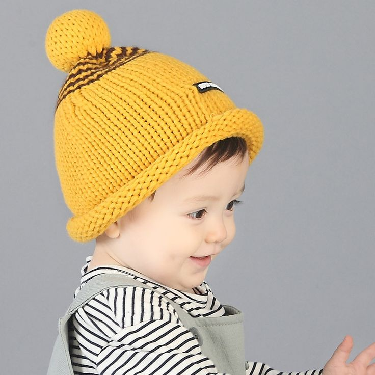 >> Click to Buy << 0-12 Months High Quality Newborn Baby Boys Girls Crochet Knitted Beanies Hat Fashion Baby Warm Hat In Winter Photography Prop #Affiliate
